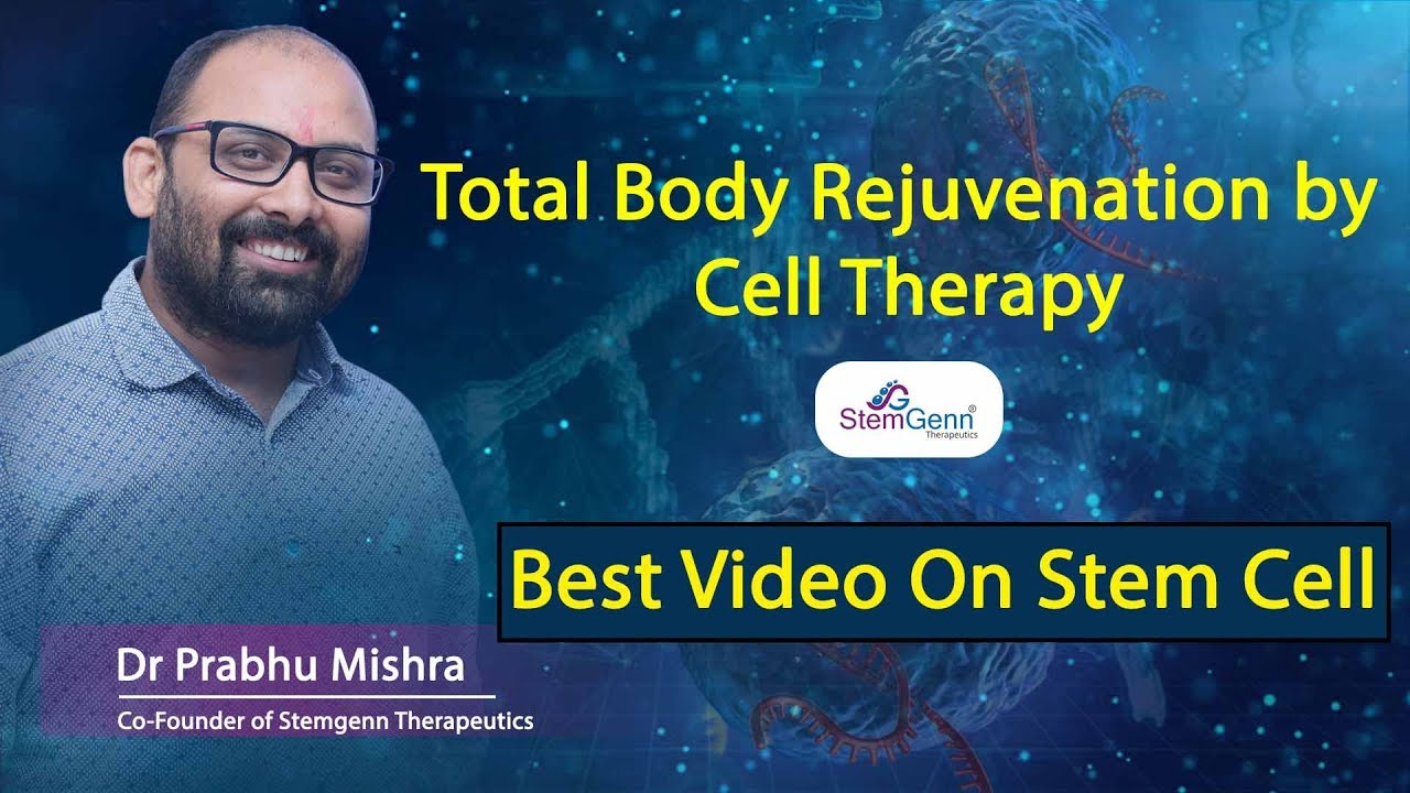 Anti Aging Centre in India by stem cell therapy