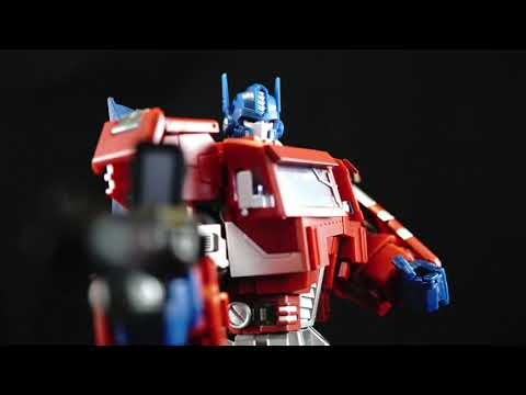 GENERATION TOY - GT-03 - IDW - OP EX aka Optimus Prime