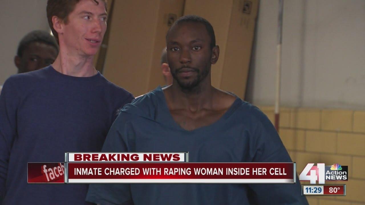 Jackson County Jail Inmate Charged With Rape And Burglary