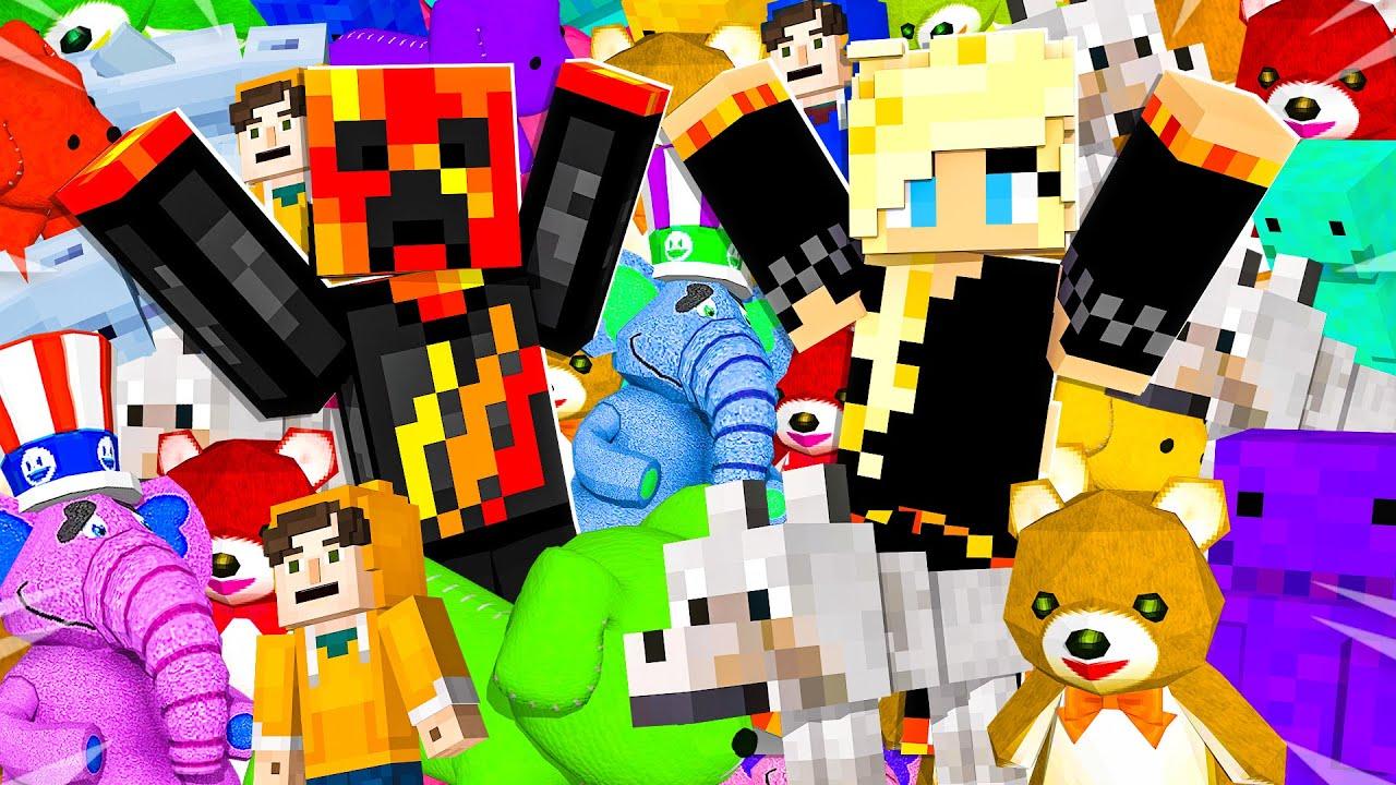 I Went on a CARNIVAL Minecraft Date with PrestonPlayz!