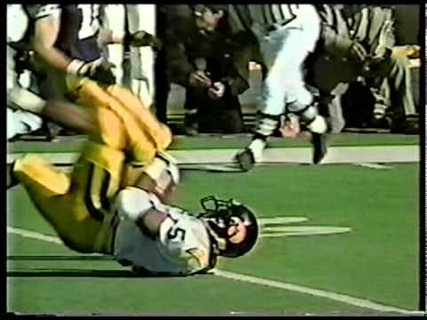 1995 Sun Bowl 1st Half