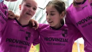 U13 Mädchen Hallenfußball Kreispokal