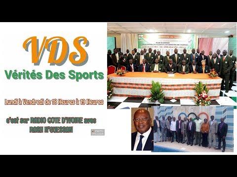 Emission Radio Côte d'Ivoire sur crise Fédération Taekwondo / Comité Olympique Côte d'Ivoire