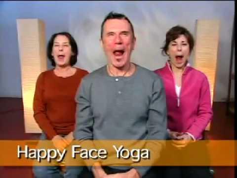 happy face yoga # 1