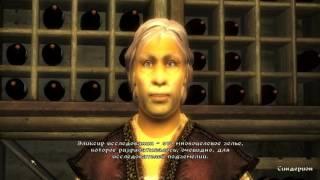 Oblivion 23 Заклятия и зелья