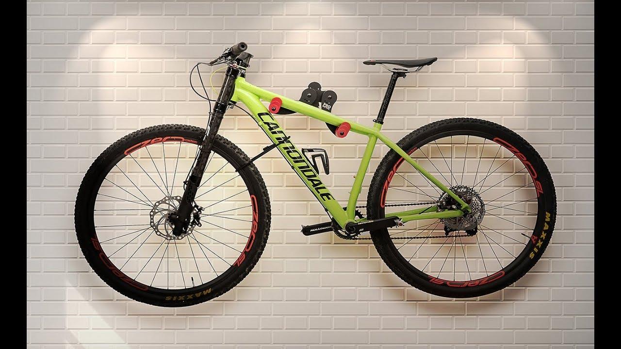 CLUG MTB Bicycle Holder Wall Mount 43-62 MM NEW