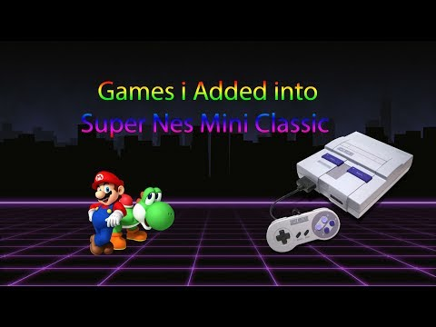 Super Nes mini (games i added) can add up to 700 games