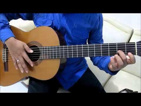 Belajar Kunci Gitar Kotak Masih Cinta Intro