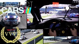 Project Cars 599 Test, RUF at Spa