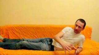 видео Как расслабить мышцы спины, полезная скрутка для здоровья спины