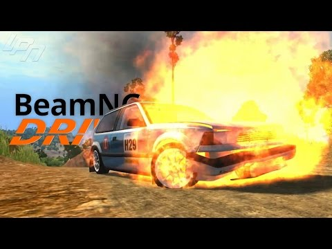 BEAMNG.DRIVE - Feurige Rally (PC) / Lets Play BeamNG.Drive