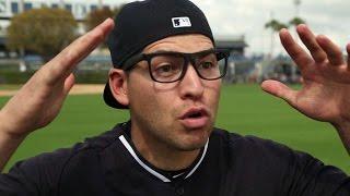 Yankees recreate scene from