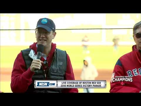 Boston Red Sox 2018 World Series Victory Parade