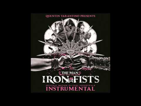 Just Blowin' in The Wind  (Instrumental) The Man With The Iron Fists