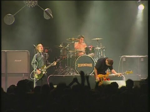 Silverchair - Live At Melbourne Park 1999 [Full Concert] - YouTube