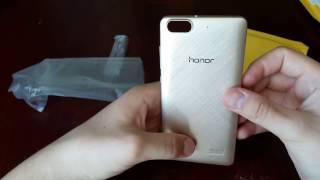 Заказ с Aliexpress. Чехол и крышка для телефона Huawei honor 4c. Доставка в Ростов на Дону.