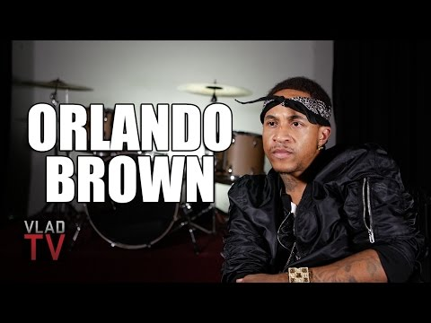 Orlando Brown on His Relationship with Raven Symone