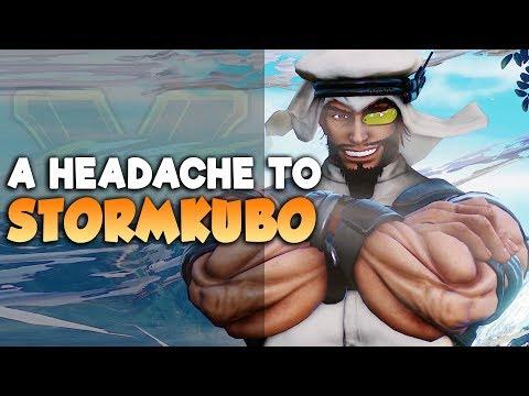 STORMKUBO vs MORRIES [Abigail vs Rashid] - Street Fighter V Arcade Edition Season 3.5