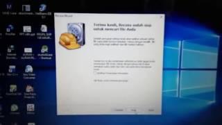 Tutorial mengembalikan file yang terhapus permanen menggunakan software recuva
