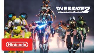 Override 2: Super Mech League - Launch Trailer - Nintendo Switch