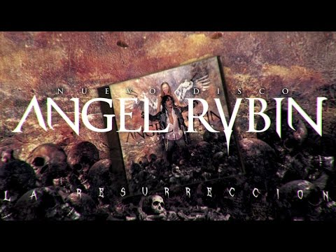 Ángel Rubin: La Resurrección (Heavy Metal,Hard Rock Music. The Voice Adgar 2019