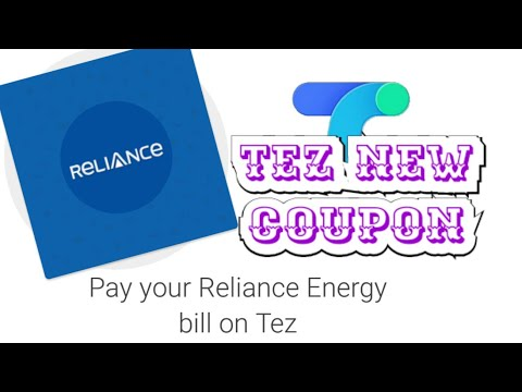 Tez New Coupon pay your Reliance Energy bill || How to get this Coupon || In Hindi || IndianAVR ||
