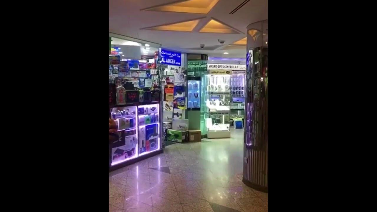 ed5220b718eb6 جولة في سوق نايف في دبي   ياسر خليل - YouTube