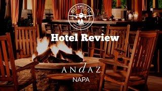 Hyatt Andaz Napa Hotel Review - Fly Family Fly