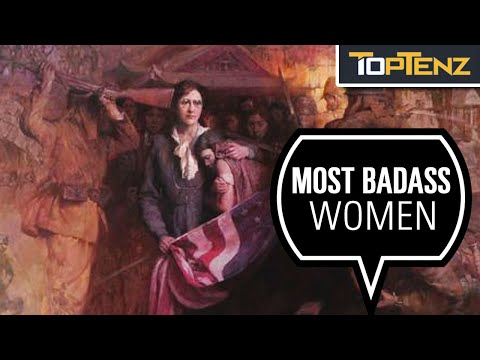 10 Of History's Most Badass Women
