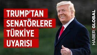 Trump Yönetimi Türkiye Yaptırımlarına Karşı Çıktı