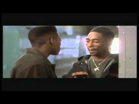 2Pac Juice  I dont Give A Fuck Part with Tupac and Omar Epps