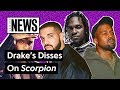 Download Mp3 All Of Drake's Disses You Might've Missed On 'Scorpion' | Genius News