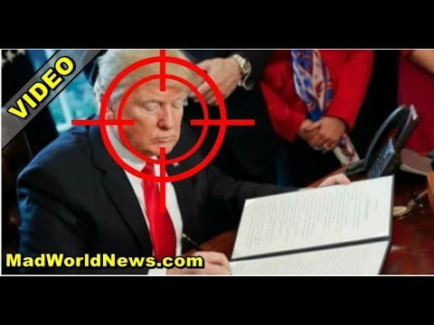 "FORMER CIA AGENT SAYS DEEP STATE WANTS TRUMP ""GONE"" AFTER 1 PHRASE PUT IN EXECUTIVE ORDER!"