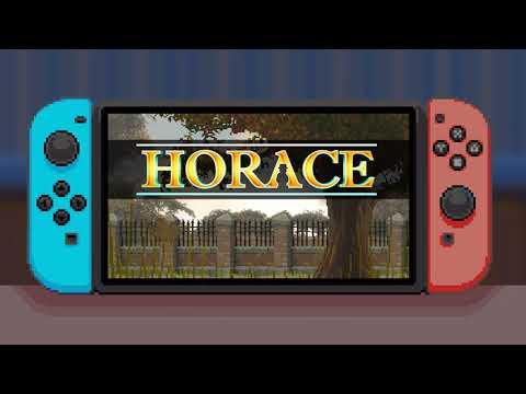 Horace Nintendo Switch Launch Trailer [ESRB]