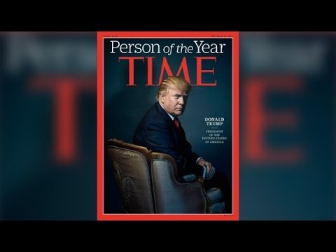 Donald Trump is Time