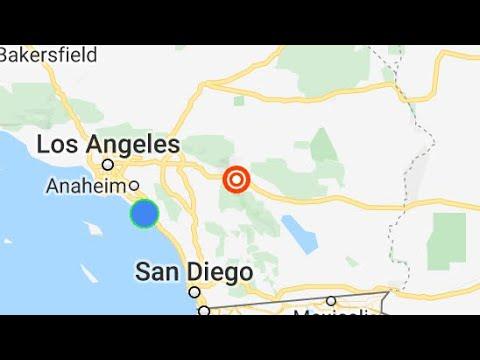 Earthquake: 4.9 quake strikes near Palm Springs