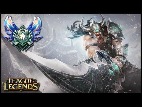 ► TRYNDAMERE TOP vs SHEN [GUIA S7 en ESPAÑOL] - League of Legends