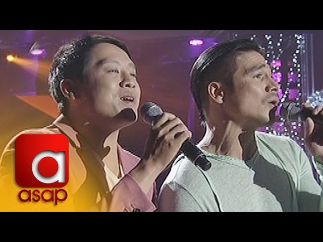 "ASAP: Piolo and Richard sing ""Sa Araw ng Pasko"""