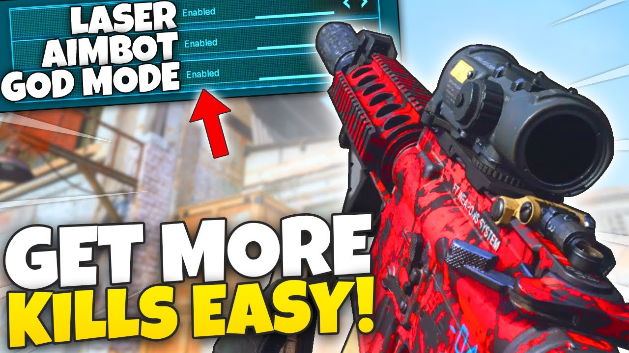 HOW TO GET MORE KILLS EASY IN COD WARZONE! (Best Tips)