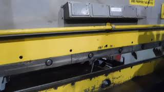 Chicago - CNC Mechanical Press Brake | 75 Ton x 10' #7107P