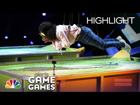 Season 2, Episode 8: You Bet Your Wife - Ellens Game of Games (Episode Highlight)