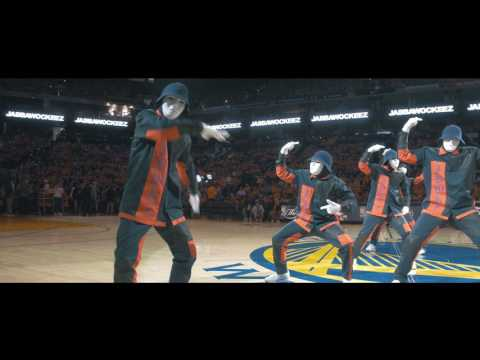 Thumbnail: JABBAWOCKEEZ at the NBA Finals 2017