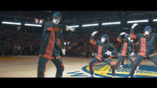 Video JABBAWOCKEEZ at the NBA Finals 2017 download MP3, 3GP, MP4, WEBM, AVI, FLV Juni 2018