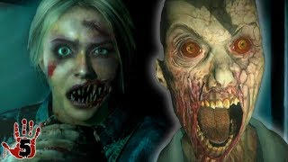 Top 5 Scary Videos Games You Need To Pray Before Playing