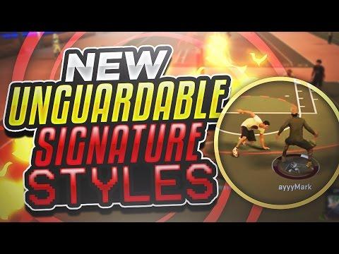 ayyyMark Signature Styles EXPOSED! 😱 • BEST DRIBBLE MOVES REVEALED! NBA 2k17