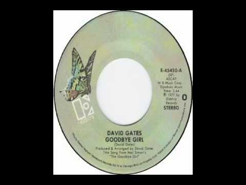 David Gates - Goodbye Girl (1977)