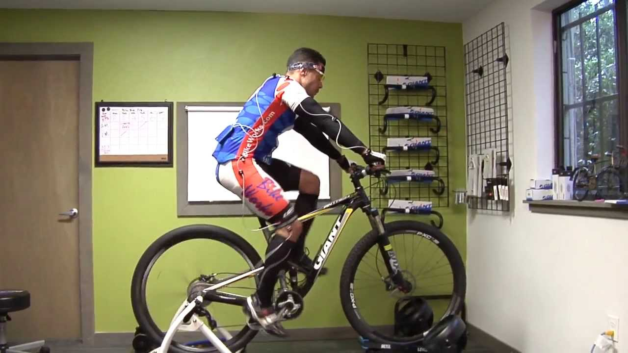 Retul Mountain Bike Fit Youtube