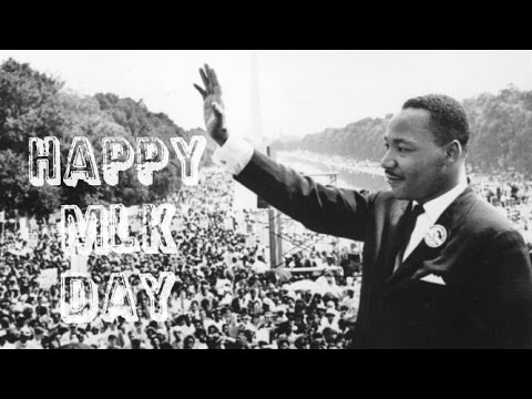 My Favorite Quotes from Martin Luther King Jr.