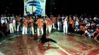 Iê Capoeira - batuk