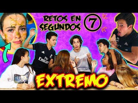 RETO DE LOS 7 SEGUNDOS ¡con castigo! | *EXTREMO* Mp3